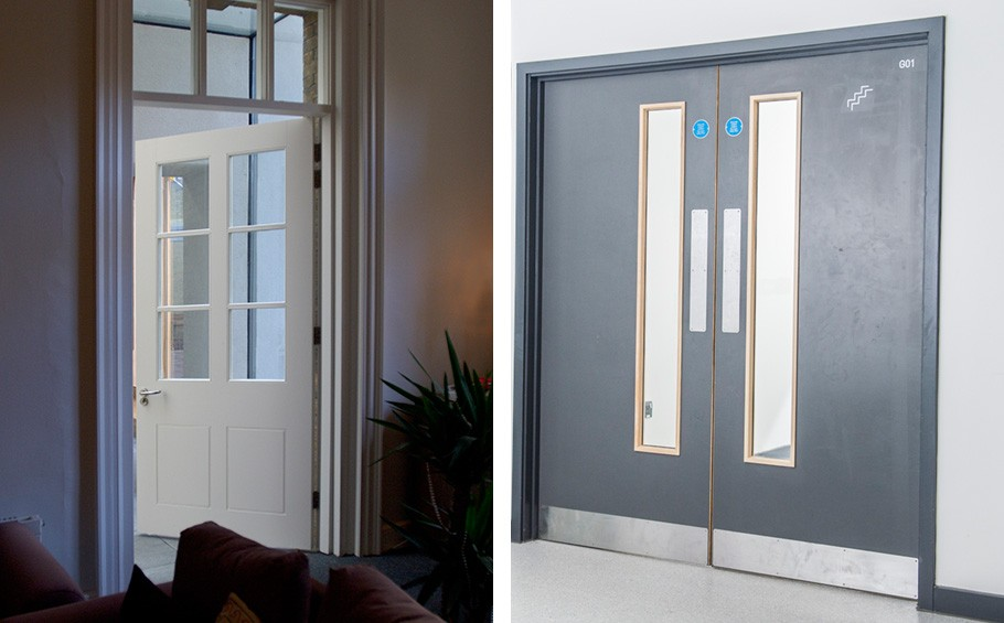 Performance doors for every industry