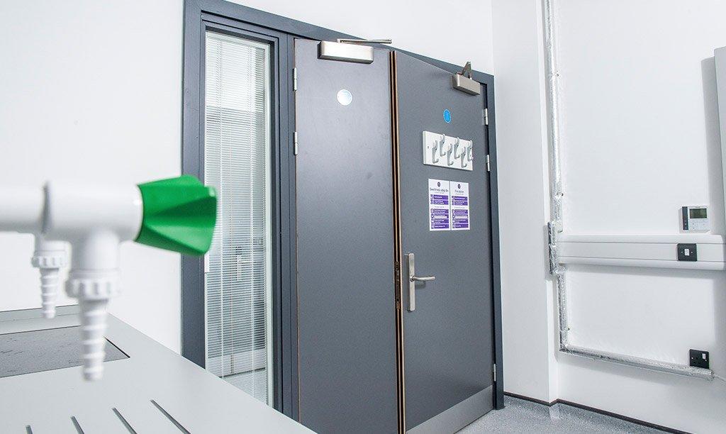 Hygienic Doorset Solutions