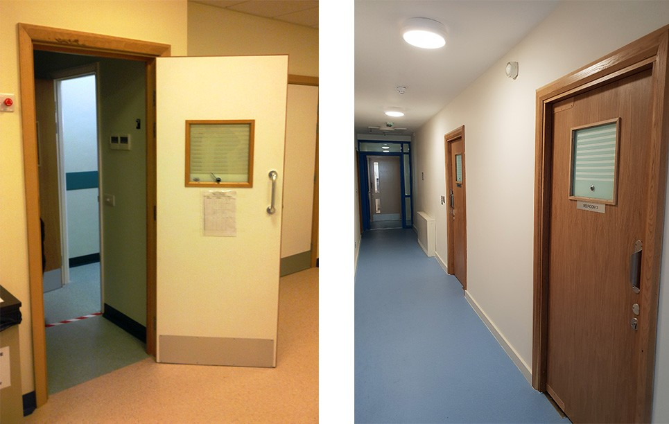 Hospital-Doors