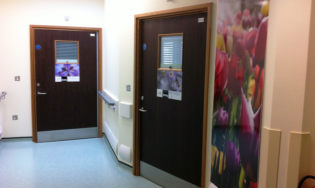 Hospital-Doorsets