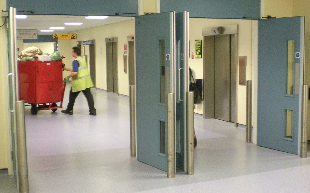 Hospital-and-Healthcare-Doors