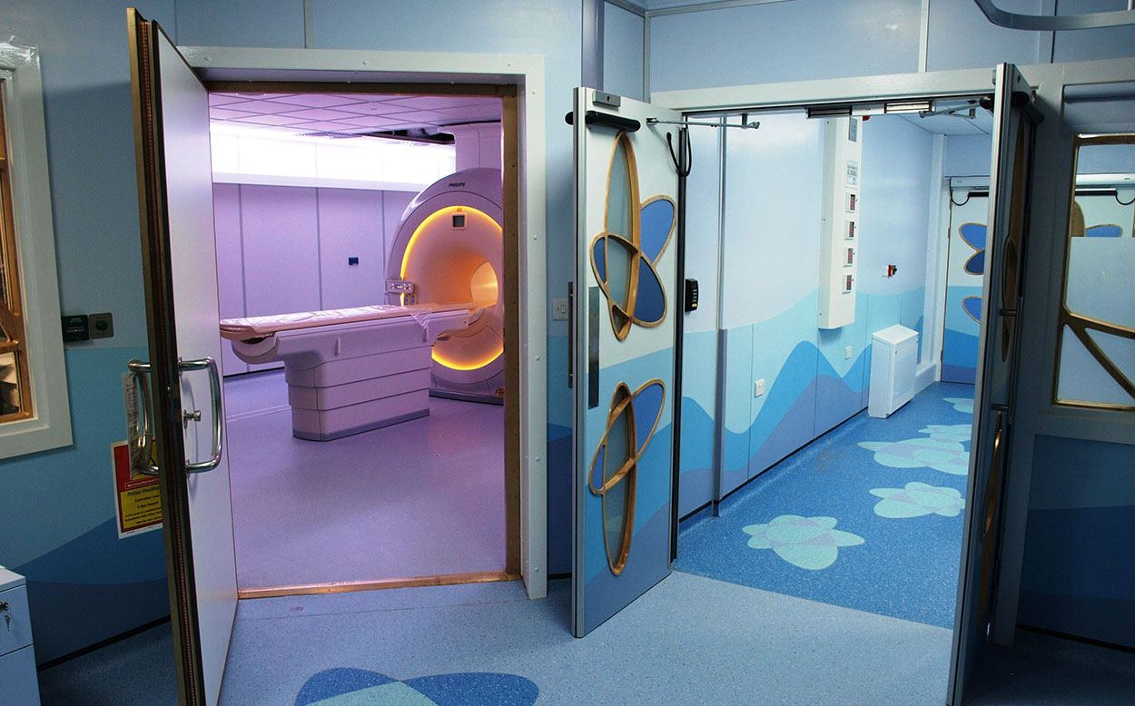 Hospital and Healthcare Doorsets